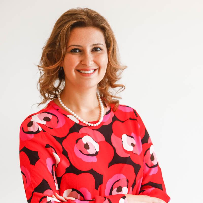 Dr. Sahar Douek, Psychiatrist